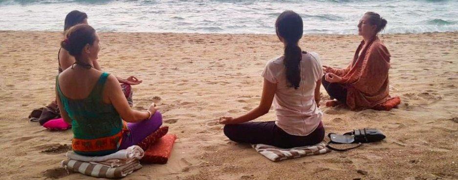 Das Nattika Beach Resort: Interview mit Yogalehrerin Birgitta Kürtös