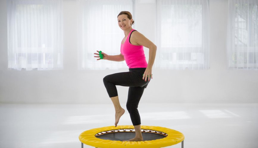 TRAMPOLIN – Fit und Fun!